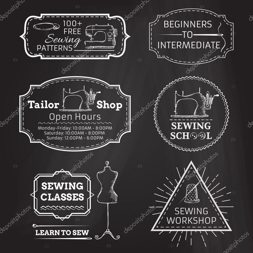 chalk templates