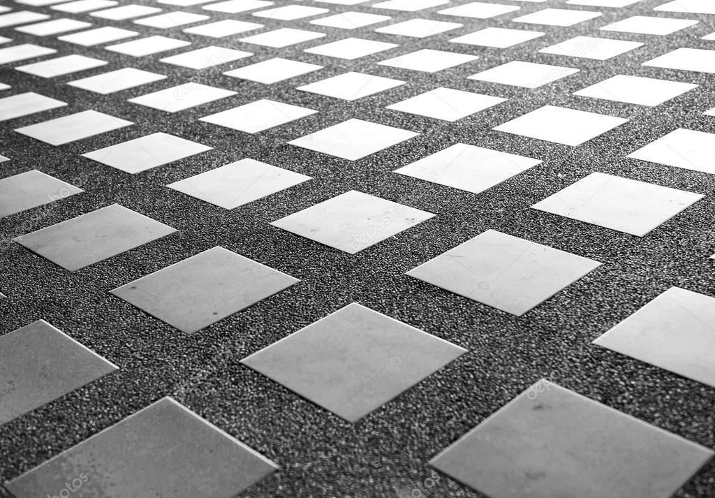 Im Freien Wiederholen Boden Muster Fliese Mit Gewaschenen Sandstein