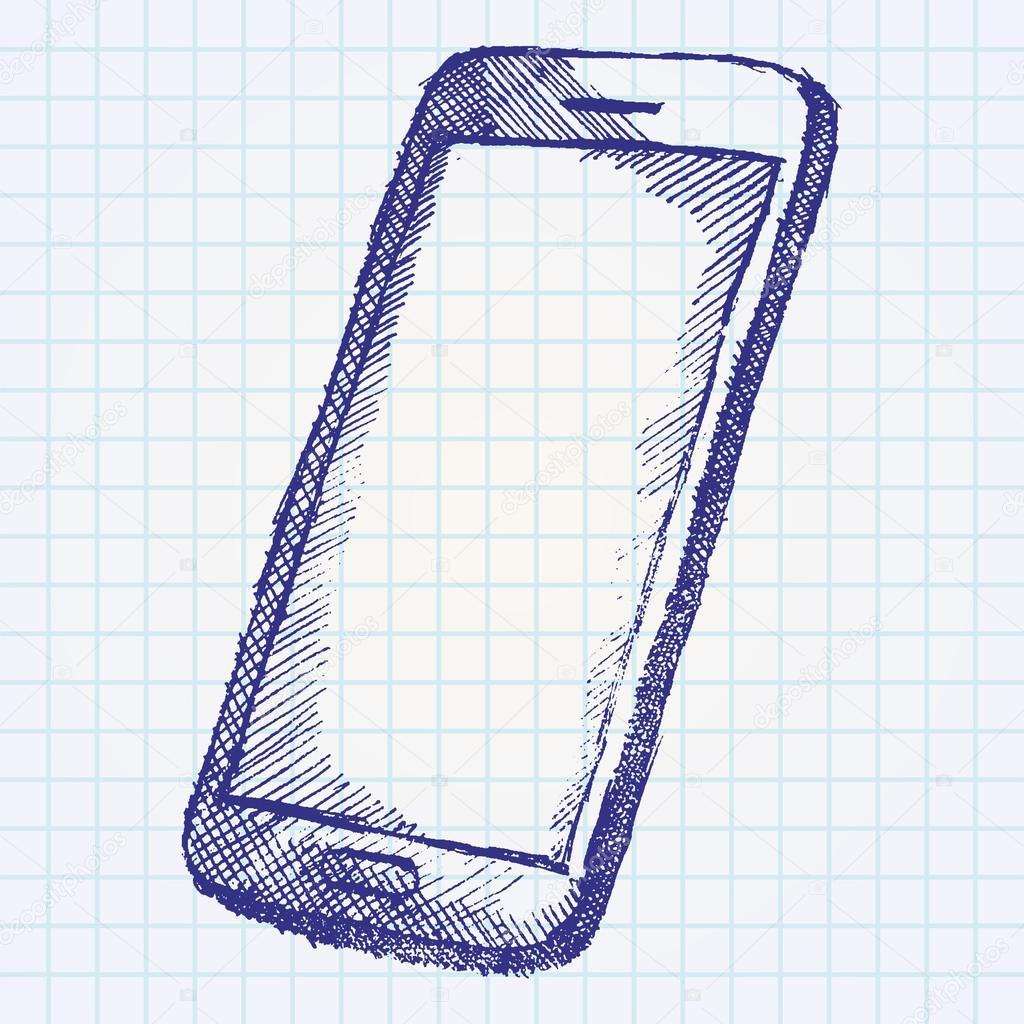 картинки сотовый телефон на рефлексию сайт