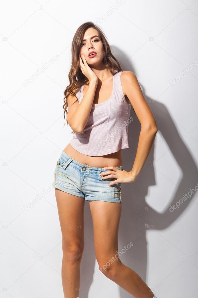 girls shorts Sexy short