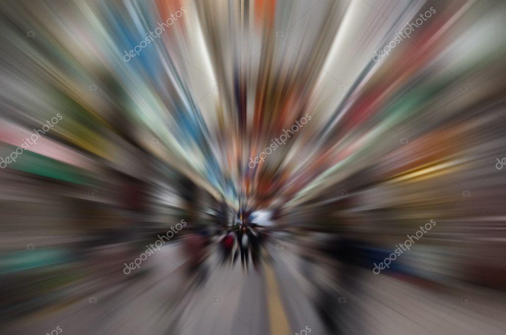 Как сделать фото со скоростным размытием