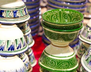 Handmade traditional ceramics