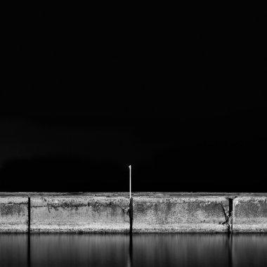 night black scape