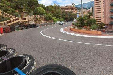 Monaco track formula 1 championship, Cote dAzur