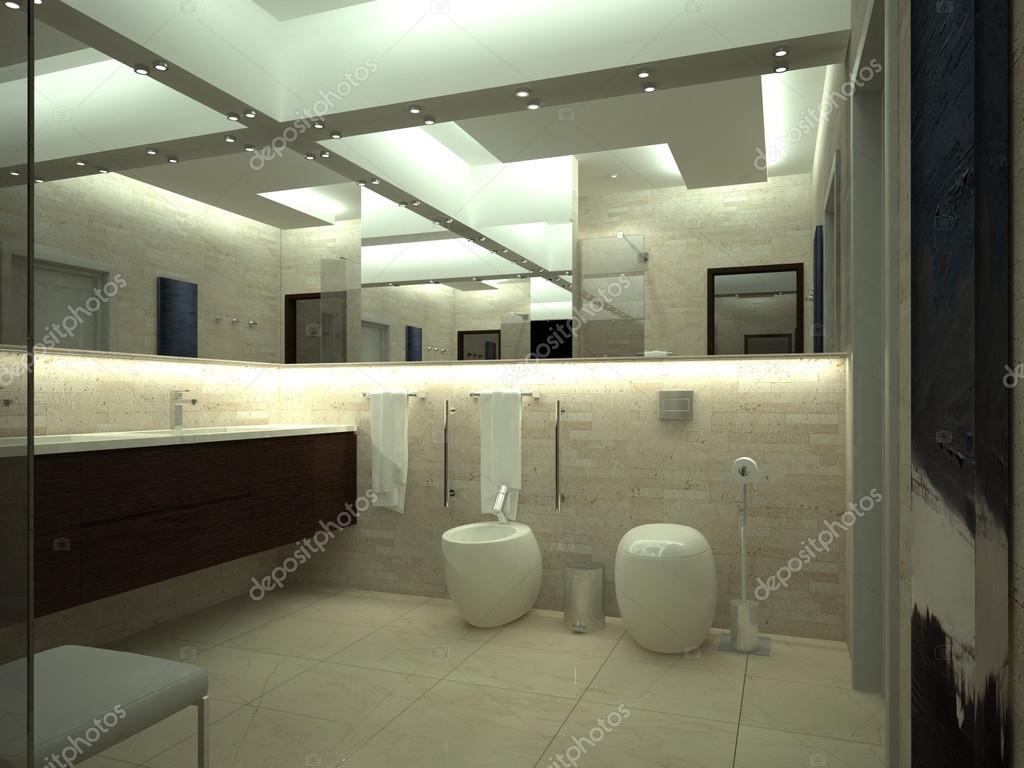 Render voor luxe toilet stockfoto lena serditova 88605802 for Commode design luxe