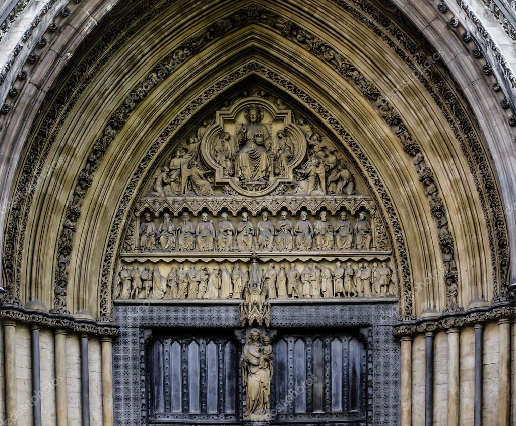 Westminster Abbey Entrance Door u2014 Stock Photo #53615199 & Westminster Abbey Entrance Door u2014 Stock Photo © jaymistrypixels ... pezcame.com