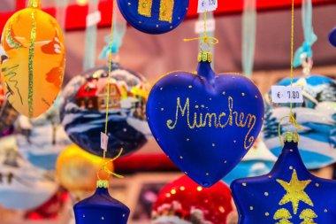 Munich Christmas decorations