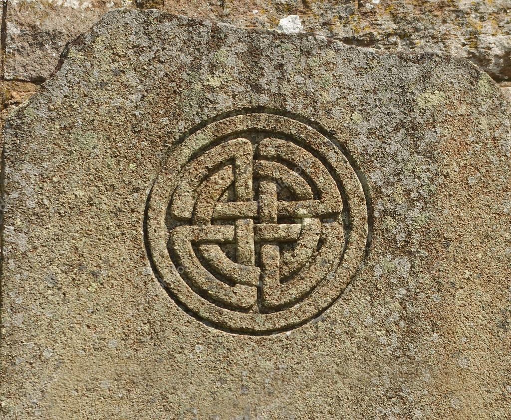 Celtic symbol stock photo joannelle 53748745 celtic knot symbol of the eternal return photo by joannelle biocorpaavc Gallery