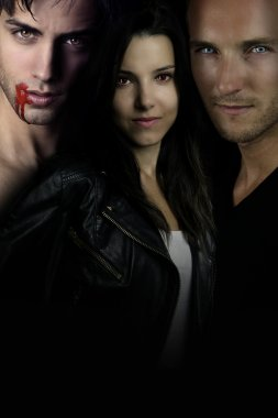 A vampire story - romance between vampire