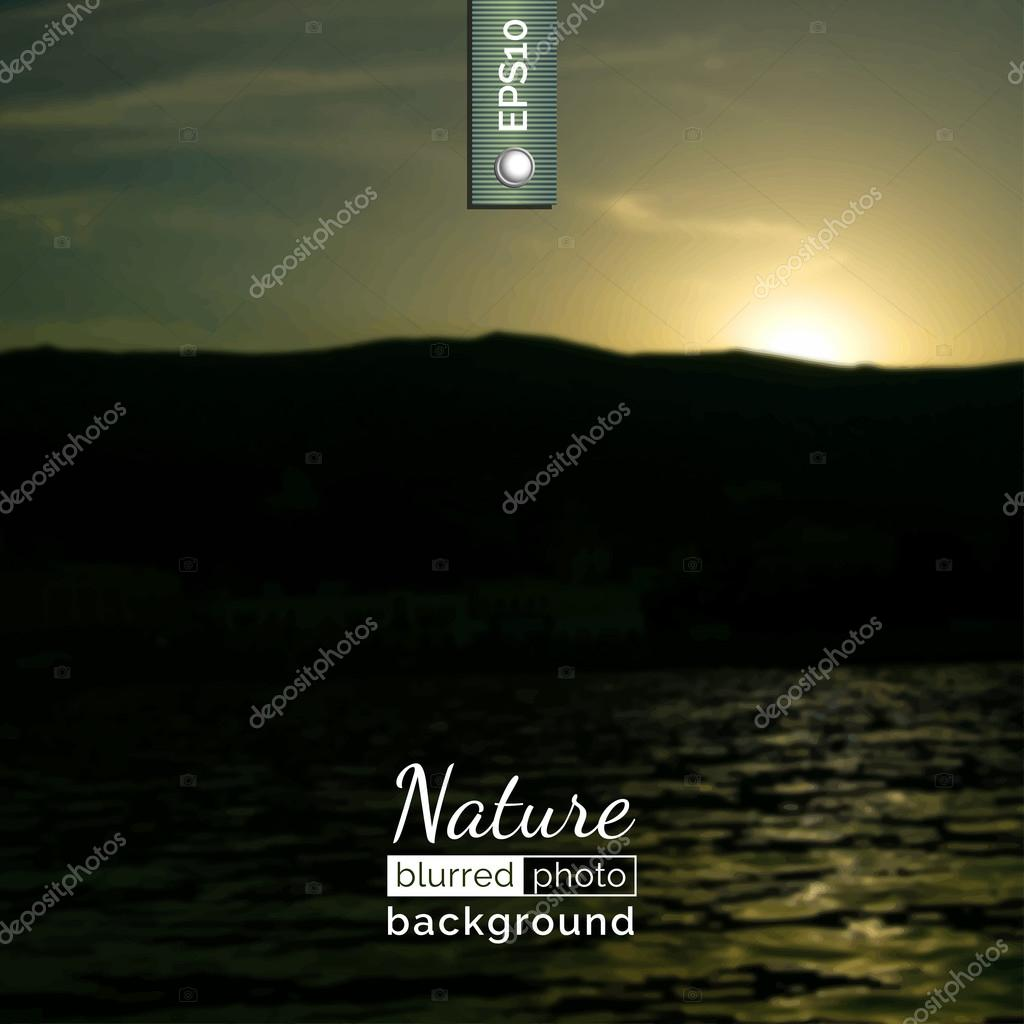 photo background with nature
