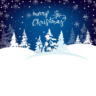 Marry Christmas Greeting Cards