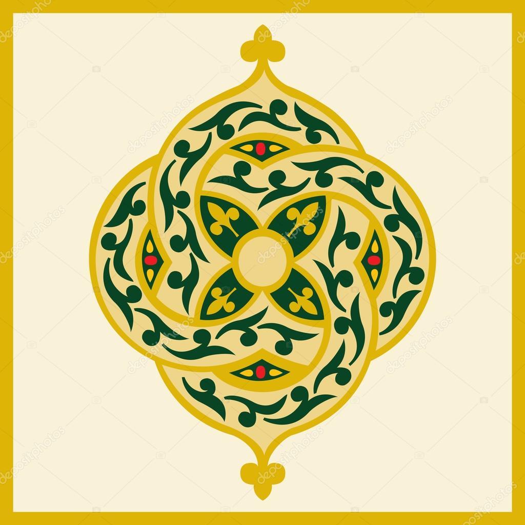 motif oriental ornement dessin vectoriel image vectorielle huangart 54080663. Black Bedroom Furniture Sets. Home Design Ideas