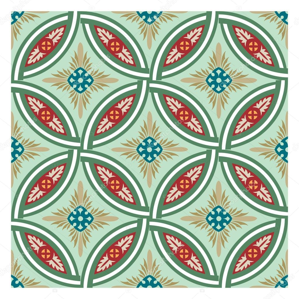 Abstract background decoration pattern tiled blocks for Abstract decoration