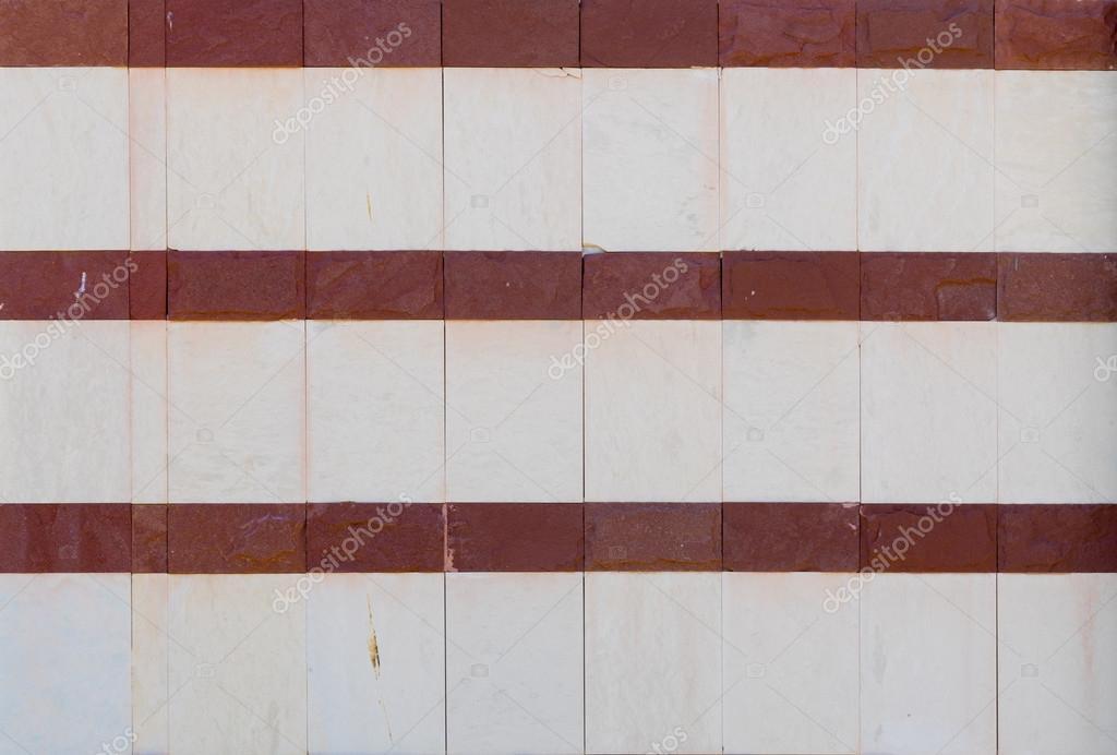 Una texture di piastrelle di ceramica u foto stock antonchygarev