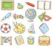 16 iskola dolog képviselő különböző tantárgyak csoportja