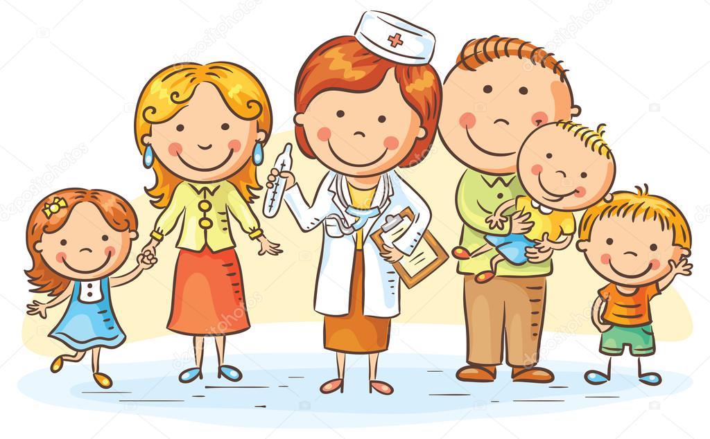 Resultado de imagen de medico de familia grafico