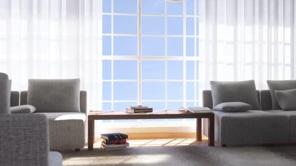 Reading living room