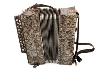 Vintage accordian