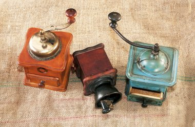 Vintage grinder