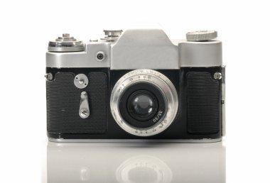 Vintage viewfinder photo camera