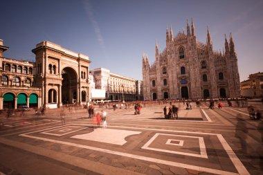 Piazza del Duomo of Milan