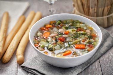 delicious Minestrone Soup