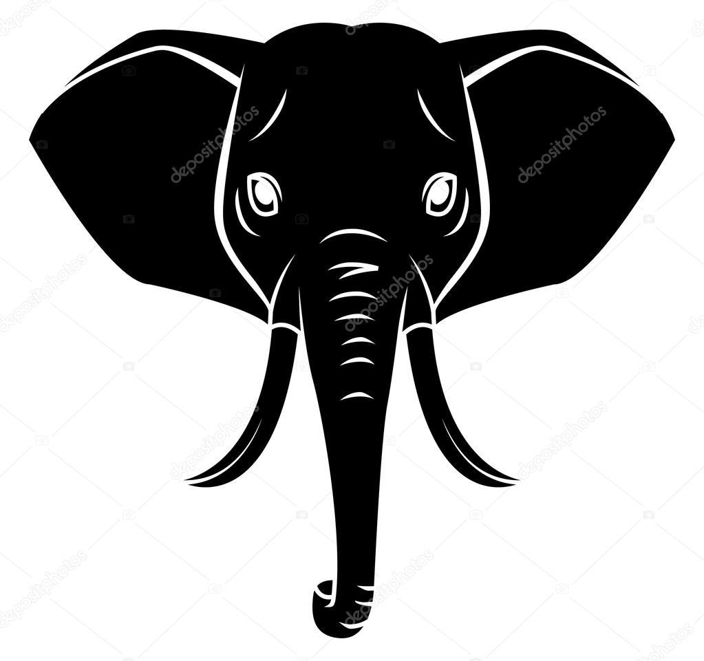 Elephant symbol stock vector funwayillustration 59131927 elephant symbol stock vector buycottarizona Images