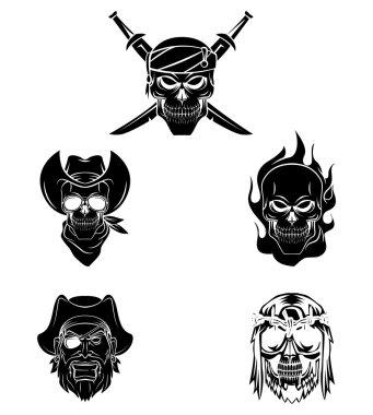 Tattoo Skulls Collection