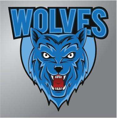 Mascot Wolves