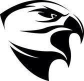 Aquila simbolo illustrazione