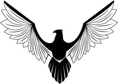 Eagle wing symbol