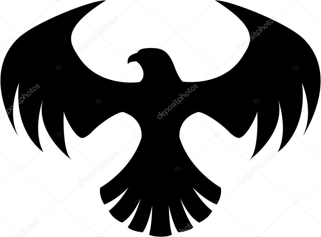 Eagle Head Symbol Stock Vector Funwayillustration 85880892