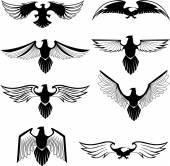 Photo eagle symbol