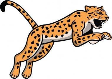 Leopard Illustration design