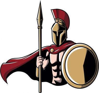 Spartan Illustration design