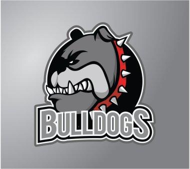 Bulldog design vector illustration
