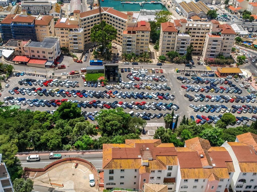 parkering i gibraltar