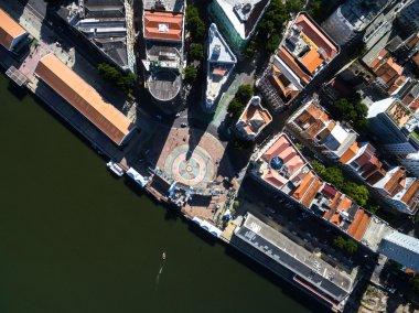 Marco Zero Square In Recife