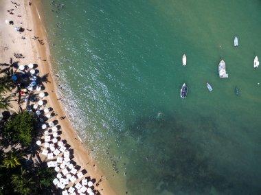 Praia do Forte beach, Bahia