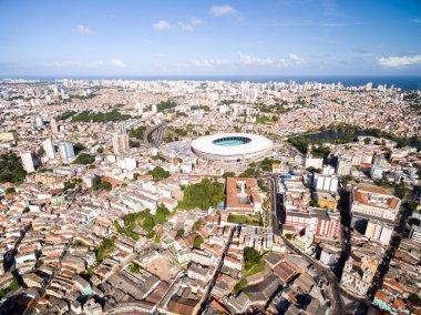 Salvador City in Bahia