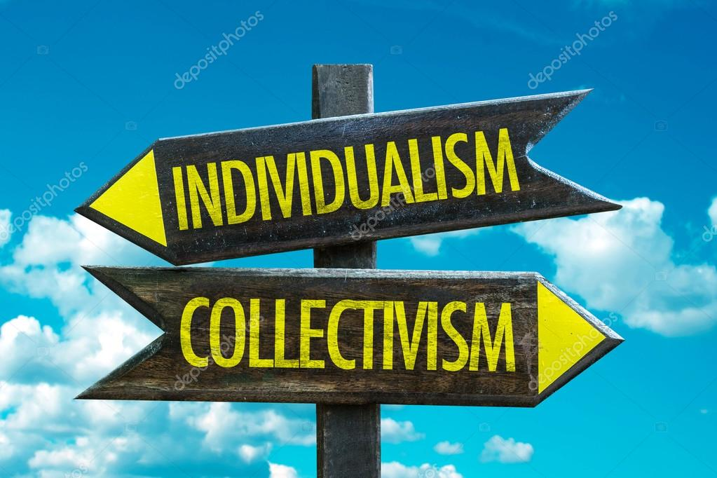 Individualism - Collectivism crossroad