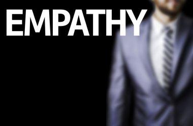 Empathy written on a board