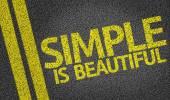 Einfach ist schön