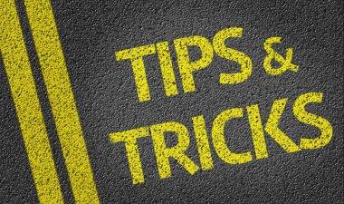 Tips & Tricks written on the road