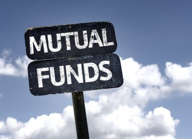 Mutual Funds sign