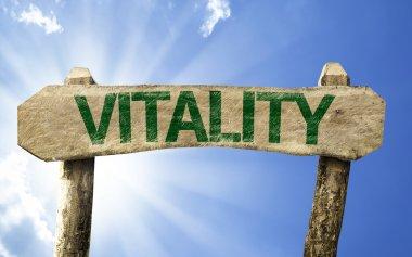 Vitality sign