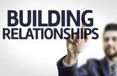 Text: Budování vztahů