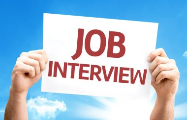Job Interview card