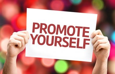 Promote Yourself card