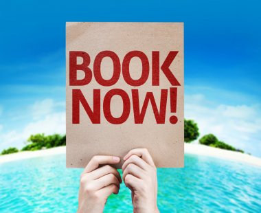 Book Now card